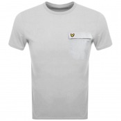 Product Image for Lyle And Scott Crew Neck Pocket T Shirt Blue