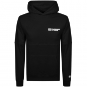 Product Image for Billionaire Boys Club Robotic Logo Hoodie Black