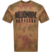Product Image for Billionaire Boys Club Bleached Logo T Shirt Brown