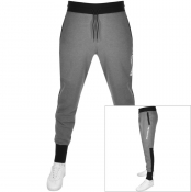 The North Face Graphic Jogging Bottoms Grey