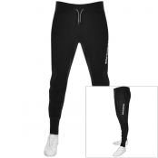 The North Face Graphic Jogging Bottoms Black