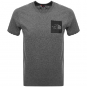 The North Face Fine T Shirt Grey