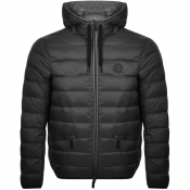 Product Image for Armani Exchange Hooded Down Jacket Black