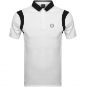 Product Image for Armani Exchange Short Sleeved Polo T Shirt White