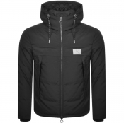 Product Image for Armani Exchange Quilted Down Jacket Black