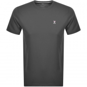 Product Image for Psycho Bunny Classic Crew Neck T Shirt Grey