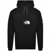 The North Face Fine 2 Pullover Hoodie Black