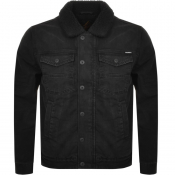 Superdry Denim Hacienda Jacket Black