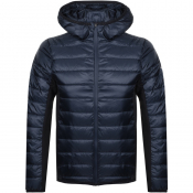 Product Image for EA7 Emporio Armani Quilted Jacket Navy