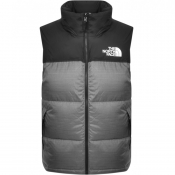 The North Face 1996 Nuptse Down Gilet Grey