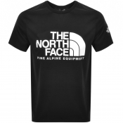 The North Face Fine T Shirt Black