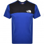 The North Face Himalayan T Shirt Blue