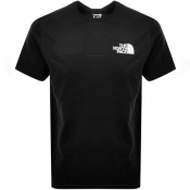 The North Face Himalayan T Shirt Black