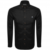 Vivienne Westwood Long Sleeved Shirt Black