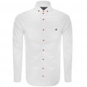 Vivienne Westwood Long Sleeved Shirt White