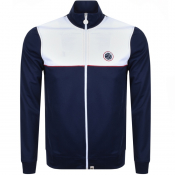Product Image for Pretty Green Edzell Track Top Navy