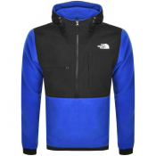 The North Face Denali Fleece Anorak Jacket Blue