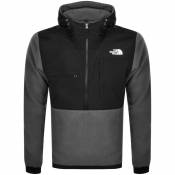 The North Face Denali Fleece Anorak Jacket Grey