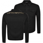 Product Image for Emporio Armani Denim Jacket Black
