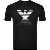 Product Image for Emporio Armani Crew Neck T Shirt Black