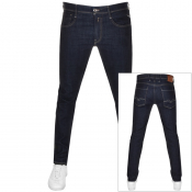 Replay Slim Fit Anbass Jeans Navy