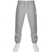 Product Image for Nike Club Jogging Bottoms Grey