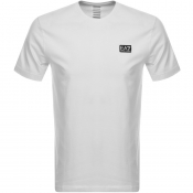 EA7 Emporio Armani Sporty Core T Shirt White