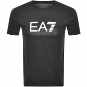 Product Image for EA7 Emporio Armani Visibility T Shirt Grey