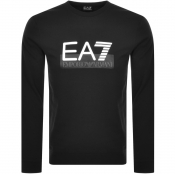 Product Image for EA7 Emporio Armani Visibility Sweatshirt Black
