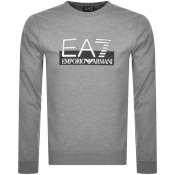 Product Image for EA7 Emporio Armani Visibility Sweatshirt Grey