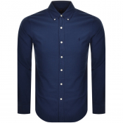 Ralph Lauren Slim Fit Oxford Shirt Navy