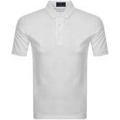 Fred Perry Made In Japan Tipped Polo T Shirt White