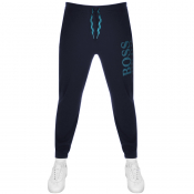 BOSS HUGO BOSS Relax Jogging Bottoms Navy