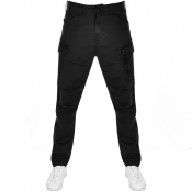 Product Image for G Star Raw Roxic Straight Cargo Trousers Black