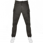 Product Image for G Star Raw Roxic Straight Cargo Trousers Green