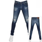 Product Image for Replay Jondrill Skinny Jeans Blue