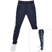 Product Image for Michael Kors Camo Stripe Track Pant Navy