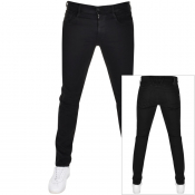 Product Image for Replay Anbass Hyperflex Jeans Black