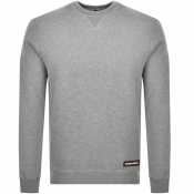 Product Image for DSQUARED2 Crew Neck Sweatshirt Grey