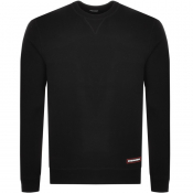 Product Image for DSQUARED2 Crew Neck Sweatshirt Black
