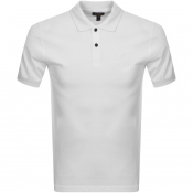 Product Image for Belstaff Shot Sleeved Polo T Shirt White