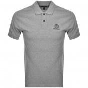 Product Image for Belstaff Shot Sleeved Polo T Shirt Grey