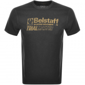 Product Image for Belstaff Trialmaster Logo T Shirt Black
