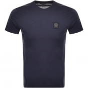 Product Image for Belstaff Throwley T Shirt Navy
