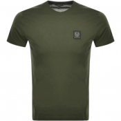 Product Image for Belstaff Throwley T Shirt Green