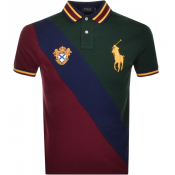 Product Image for Ralph Lauren Custom Slim Fit Polo T Shirt Green