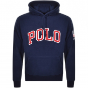 Ralph Lauren Polo Fleece Hoodie Navy