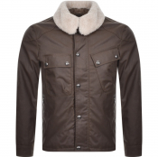 Product Image for Belstaff Patrol Wax Jacket Khaki