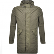 Product Image for Belstaff Fernhill Parka Jacket Khaki