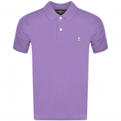 Product Image for Psycho Bunny Classic Polo T Shirt Lilac